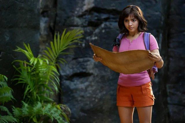 Dóra és az elveszett Aranyváros HD (Dora & the Lost City of Gold), ausztrál-amerikai családi kalandfilm, 102 perc