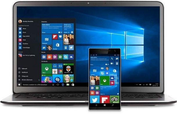 Windows 10 letöltés