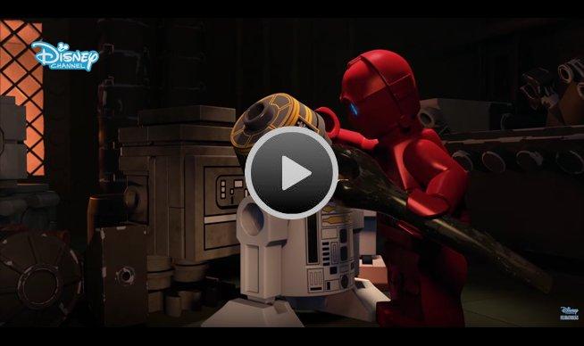 Disney Lego Star Wars