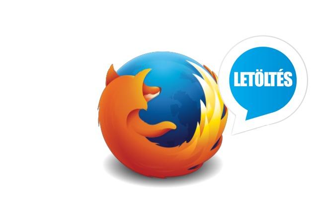 Firefox (magyar) letöltés